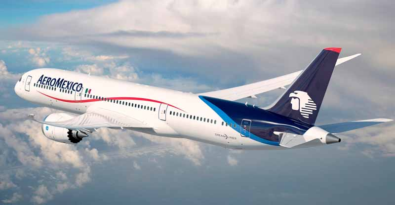Aeroméxico aterrizará en Punta Cana a partir de noviembre
