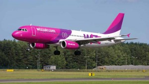 Wizz Air conectará Kiev con Berlín, Frankfurt y Viena